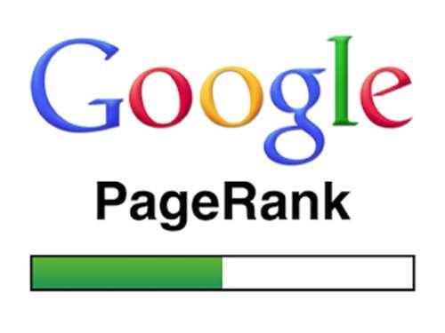 google pagerank aggiornamento
